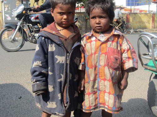 La pobreza en India