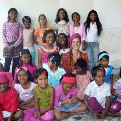 Niñas de Ganga
