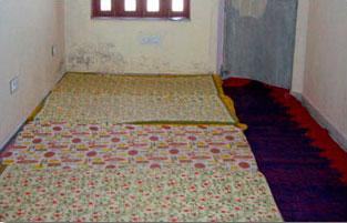ganga-dormitorio